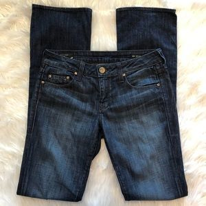 William Rast Women's Denim Jeans Size 27 Bootcut